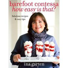 Congratulations to Amber who won the Family Chic Ina Garten book give away! Thanks to all of you who entered - I will be sure to have more chances for you to win other fun stuff soon!