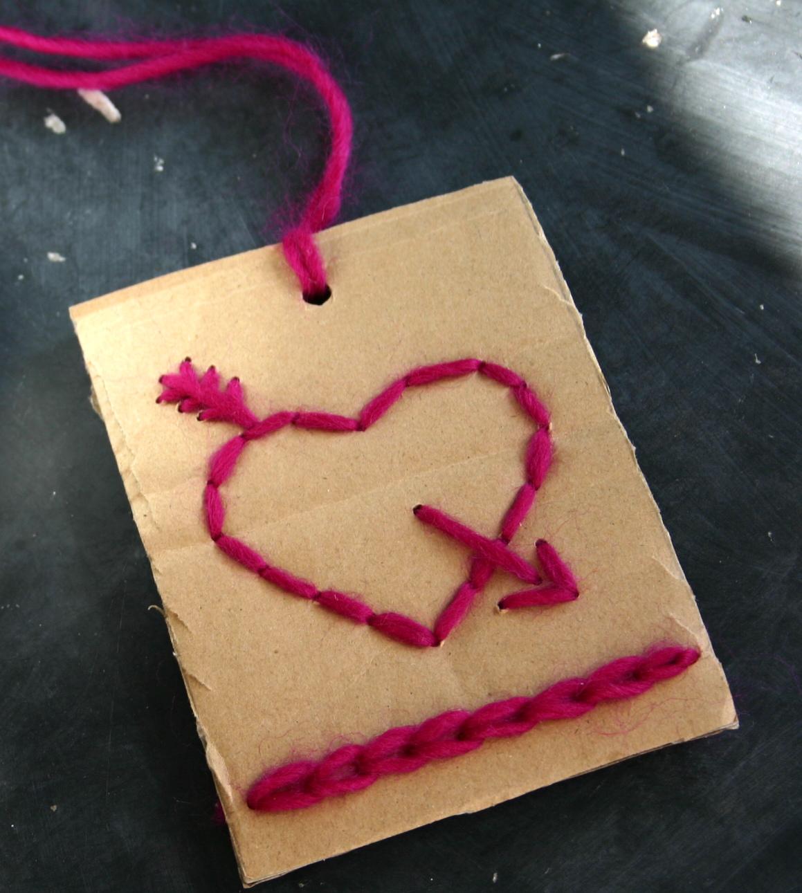 Cardboard Gift Tags   Family Chic by Camilla Fabbri ©2009-2015 ...