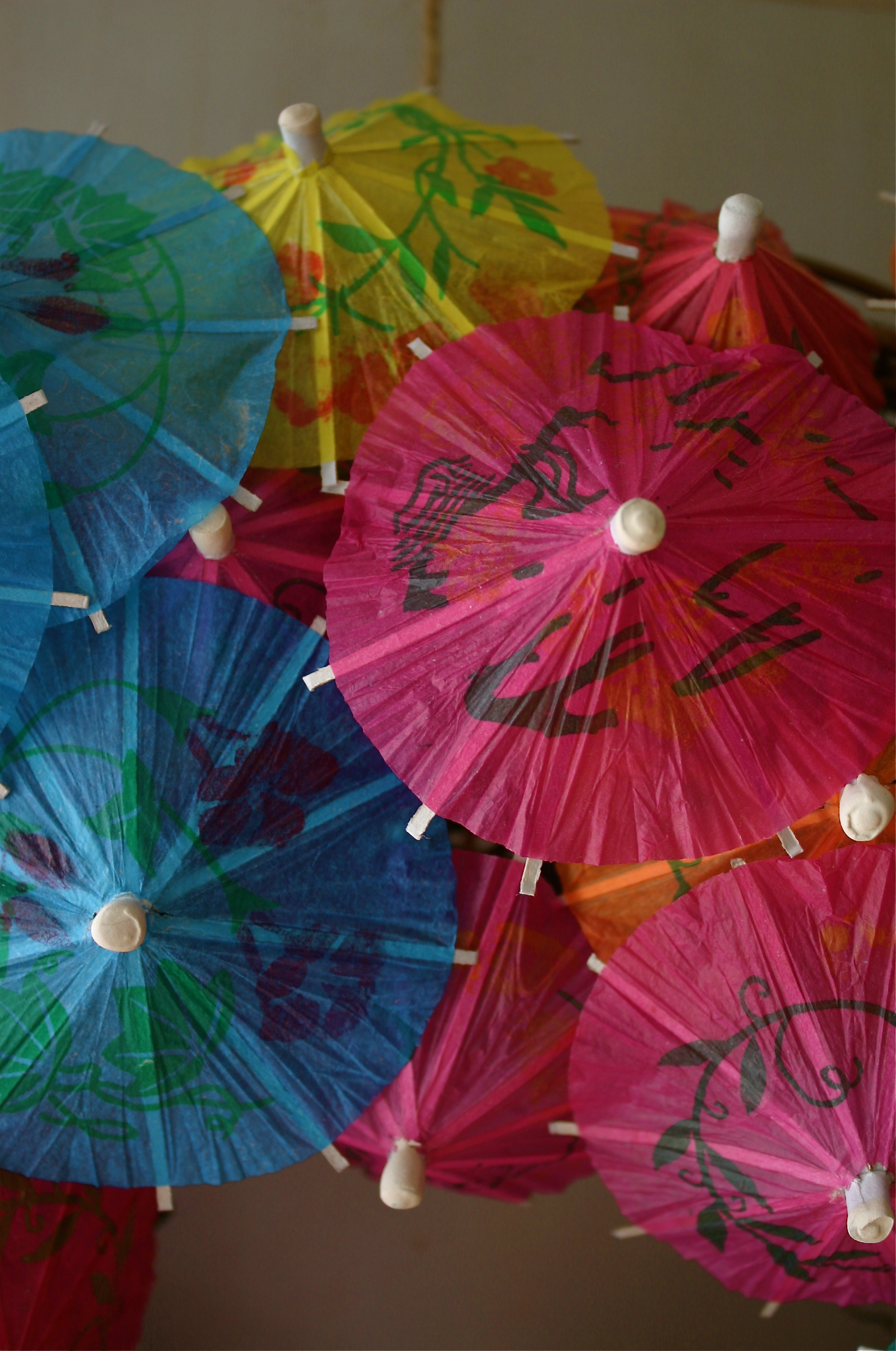 Украшение зонтика своими руками фото