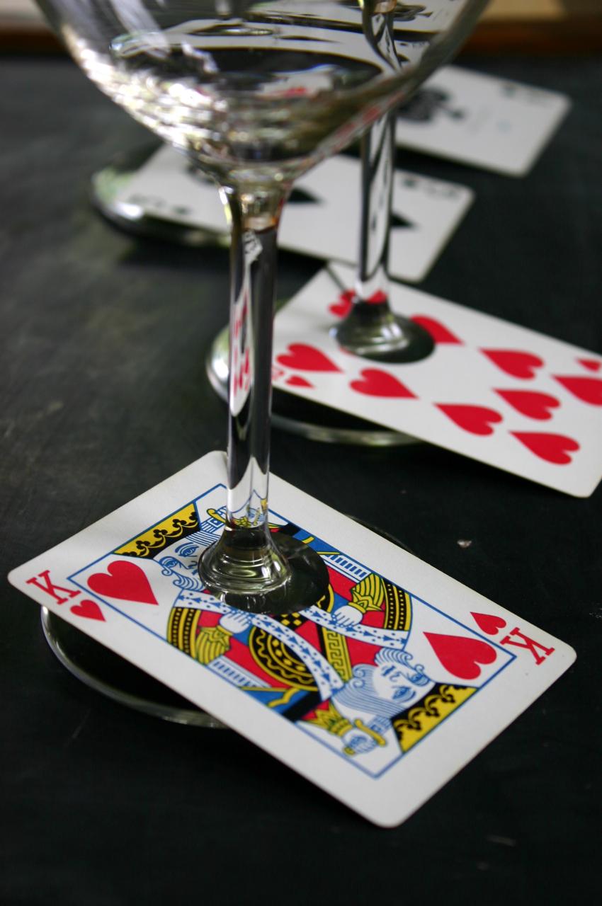 Casino card tricks casino indian indiana