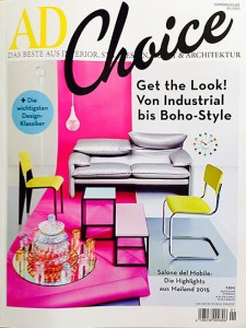 Family Chic craft featured in Readers Digest Germany