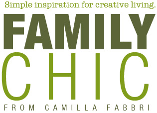 Family Chic by Camilla Fabbri ©2009-2014. All rights reserved. The blog