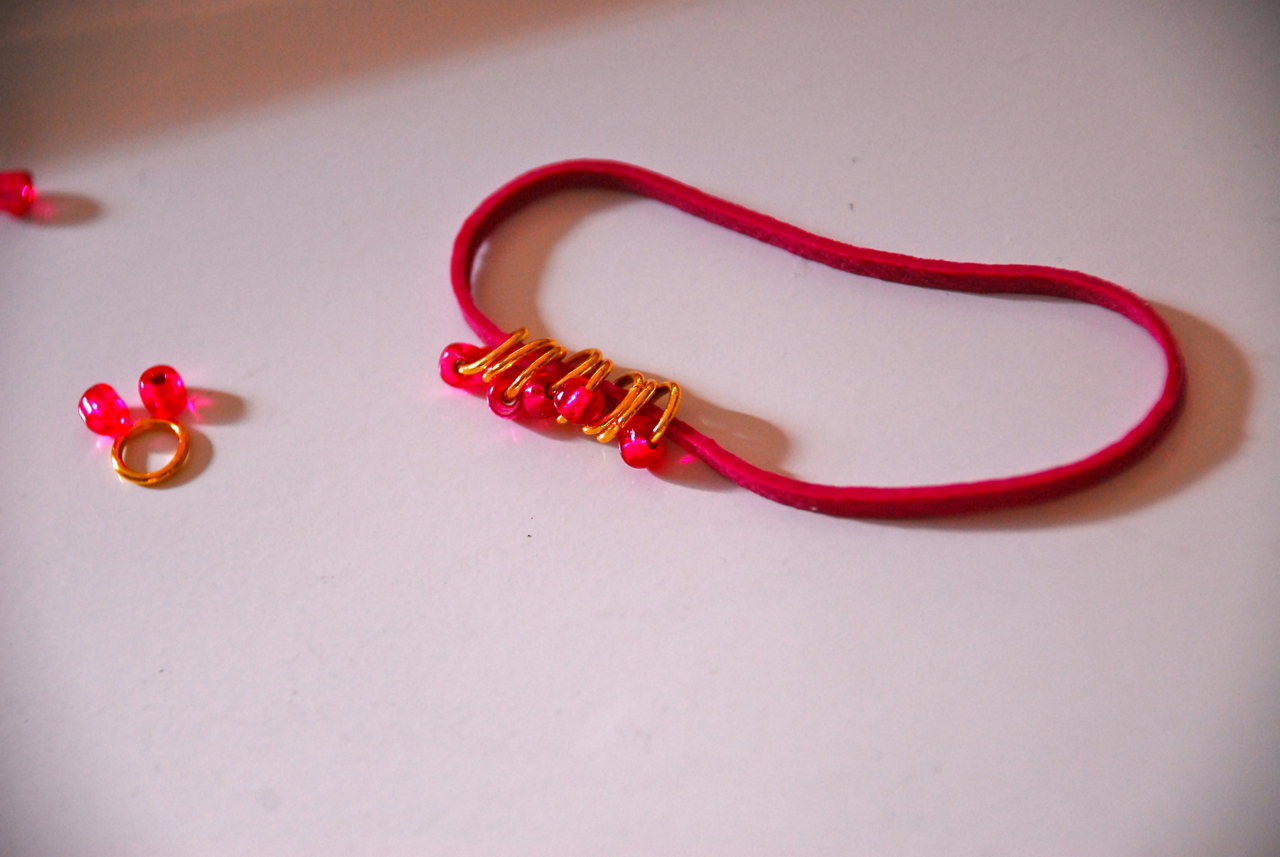 Rubber Band Girl Bracelets Family Chic By Camilla Fabbri