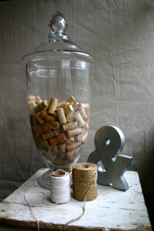 Get crackin' on your cork collection and you'll have