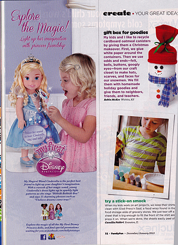Stick On Smock In Family Fun Magazine Family Chic By Camilla Fabbri 169 2009 2018 All Rights Reserved The Blog