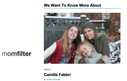 Momfilter/Family Chic