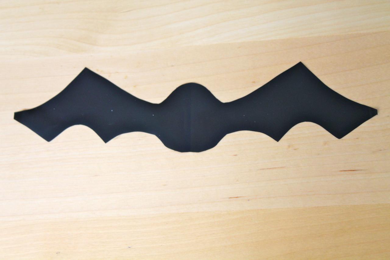 Diy Bat Window Clings Family Chic By Camilla Fabbri