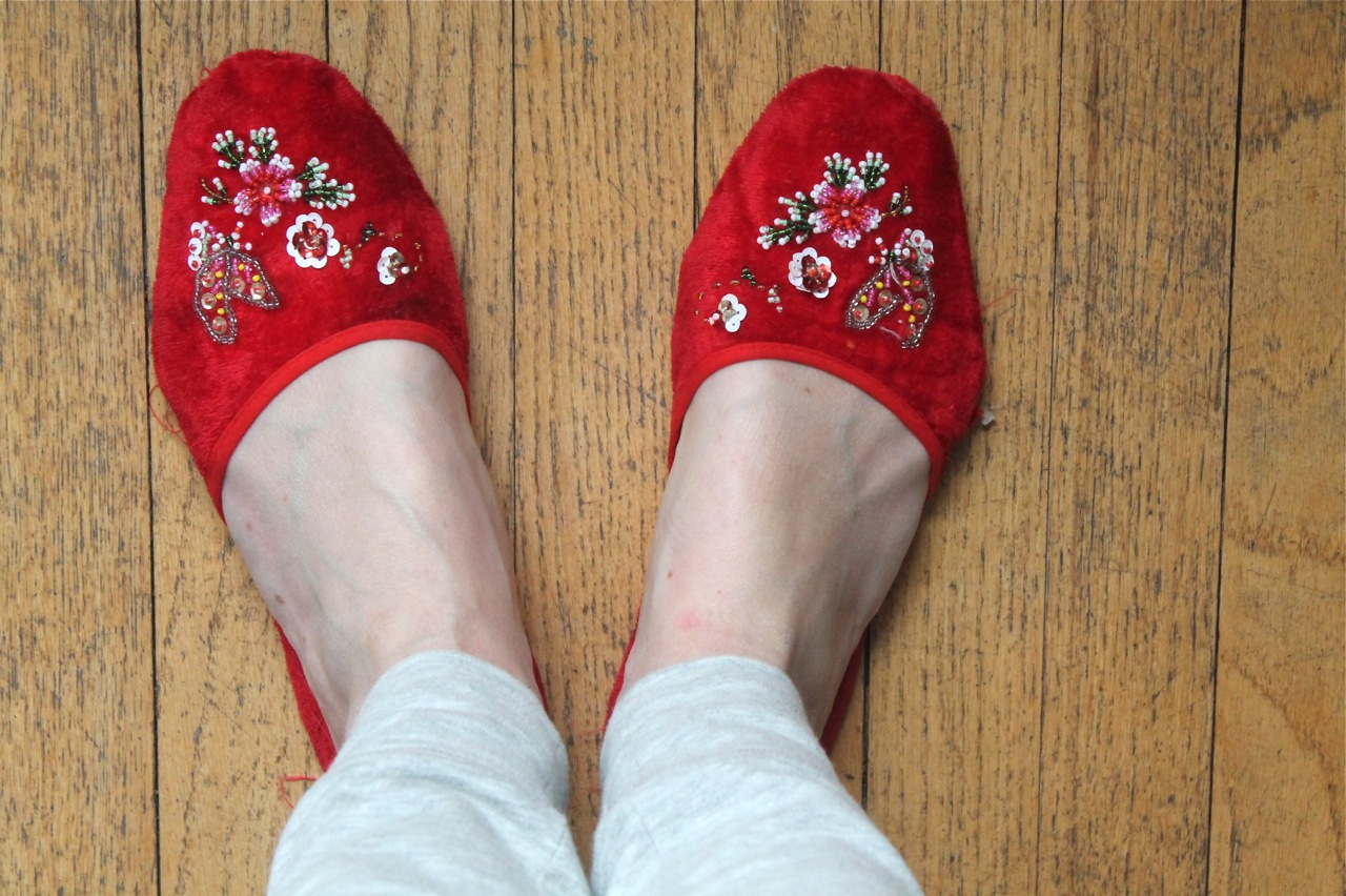 Cheap Thrills Chinese Slippers Family Chic By Camilla