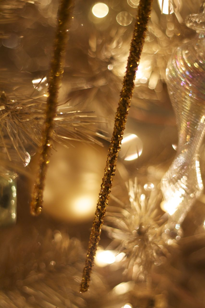Handmade Icicle Ornaments