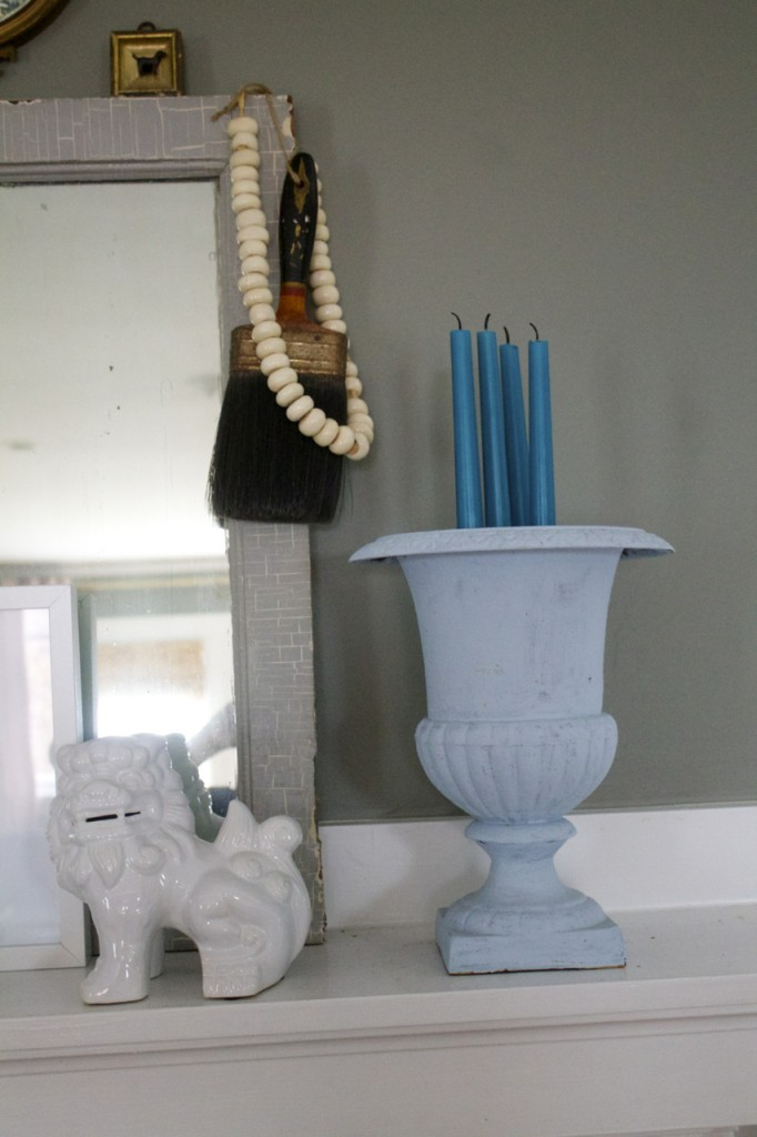 Family Chic Mantel 3
