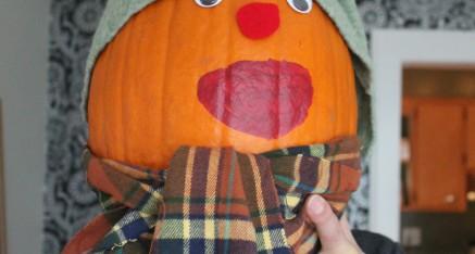 No-Carve Pumpkins For Kids (and parents)