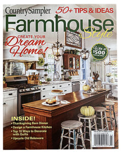Country Sampler Farmhouse Style - cover 1