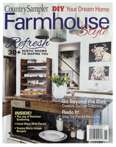 Country Sampler Farmhouse Style - cover 2