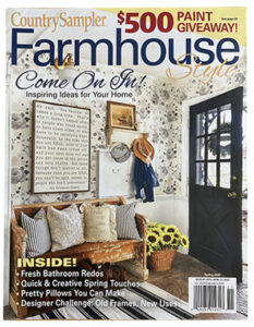 Country Sampler Farmhouse Style - cover 4