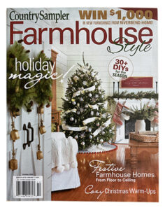 Country Sampler Farmhouse Style - cover 7