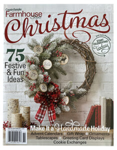 Country Sampler Farmhouse Style - cover 8