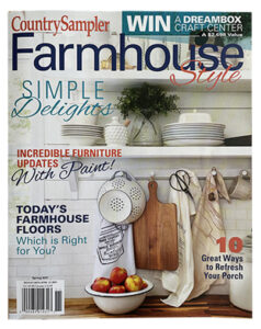 Country Sampler Farmhouse Style - cover 9